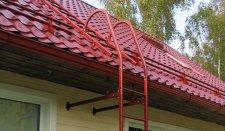 katuse turvatooted, seinaredel, katusesild, lumetõke